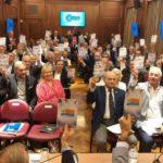 La CAME sumó su apoyo a la Ley Malvinas