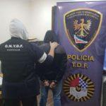 Detienen a un extranjero con antecedentes penales, por posesión de sustancias estupefacientes