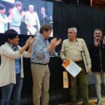 Más de 1.300 docentes participaron de las disertaciones de Marco Raúl Mejía