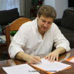 Melella convoca a elecciones municipales para el 16 de junio
