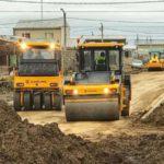 El municipio se encuentra trabajando en arterias de Chacra XI