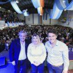 """Alberto Fernández: """"Nos reunimos para que la gente deje de perder"""""""