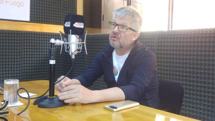 El Senador José 'Nato' Ojeda también estuvo presente en los estudios de Radio Universidad (93.5)