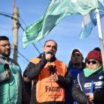 La FAGDUT y estudiantes de la UTN marcharon con la Multisectorial 21F