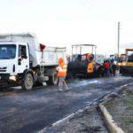El Municipio de Río Grande avanza con la pavimentación de Chacra XI