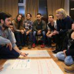 Bertone recibió propuestas de los jóvenes para el futuro de Río Grande