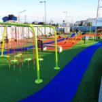 """El municipio inaugura hoy la """"Plaza del Delfín"""""""