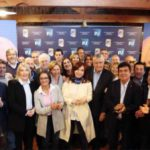 Bertone participó de la cumbre del PJ nacional con la presencia de Cristina Fernández de Kirchner