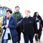 El municipio inició las obras de red de gas en la Margen Sur