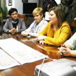 Melella presentó el proyecto de ampliación edilicia del Centro de Salud Municipal
