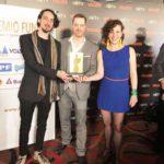 Misterios Submarinos del Fin del Mundo se alzó con el premio Fund TV