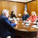 Bertone gestiona suspensión de las ejecuciones fiscales en Tierra del Fuego