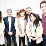 Cristina Kirchner presentó el libro 'Sinceramente' en Río Gallegos