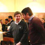 Transición Municipal: Melella recibe hoy al intendente electo Martín Pérez