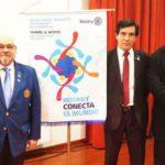 El Rotary Club Río Grande acompañó la asunción del Gobernador
