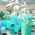 Equipo médico del Hospital Regional Río Grande reimplantó el pie a un hombre que se accidentó