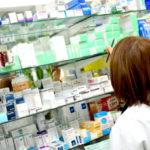 Las ventas de remedios cayeron hasta un 25%