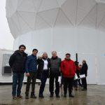"""Ferreyra garantizó que """"la UTN acompaña el Plan Espacial Argentino"""""""