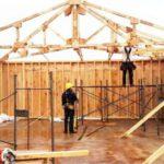 Tolhuin está fabricando las primeras 20 viviendas de lenga para Río Grande