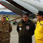 Ante accidente en isla Ross de la Antártida, Arcando puso a disposición servicios asistenciales fueguinos