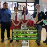 Estudiantes del CIEU desarrollan un purificador automatizado para ambientes cerrados