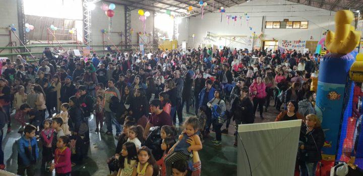 La UTN reunió a más de 900 por el Día del Niño Tecnológico.