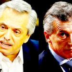 Alberto Fernández destacó el llamado de Macri