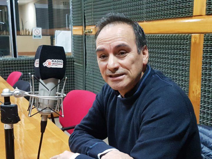 Moisés Solorza dialogó con Radio Universidad 93.5