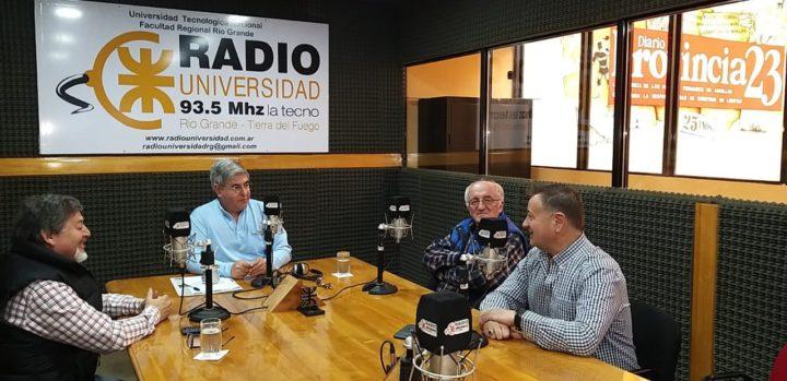 También se hizo presente el senador y Presidente de la Comisión de Deporte del Congreso de la Nación, Julio Catalán Magni.