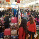 180 emprendedores ofrecieron sus productos y servicios a la comunidad