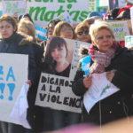 Movilización en Río Grande le dijo NO a la violencia