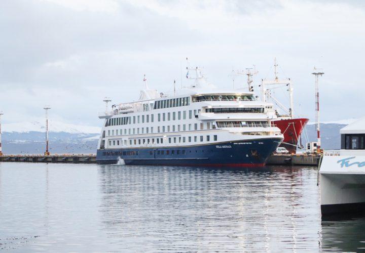 Comenzó la temporada de Cruceros Turísticos 2019/2020 en la provincia