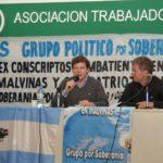 Melella enfatizó en la recuperación de las Islas Malvinas en el foro nacional