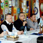 El Rotary Club Río Grande recibió a los alumnos Intercambistas
