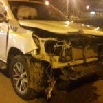Presidente de Vialidad protagonizó accidente de tránsito en estado de ebriedad y huyó del lugar