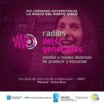 """Se viene el """"V Encuentro de la Red Internacional de Radios Universitarias"""""""