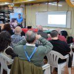 Brindaron una charla sobre proyecto «SouthTRAC» en la UTN