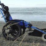 Reserva Costa Atlántica: Disponen silla especial para personas con movilidad reducida