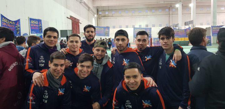 Alumnos de la UTN participan de los Juegos Deportivos Tecnológicos