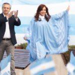 Alberto Fernández cerró campaña con críticas a bancos y arenga por la «boleta completa»