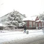El clima no da tregua a Tierra del Fuego