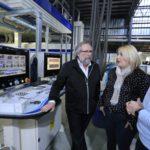 """Bertone: «tengo esperanza en que ampliemos la 19640 y volvamos a fabricar nuevos productos"""""""