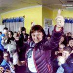 Caparrós celebró el triunfo en diputados aunque lamentó que no ingresara Runín