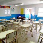 Finalizó la obra de reconstrucción de la Escuela 26 de Río Grande tras el incendio intencional