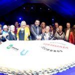 Festejos por el 135° aniversario de la ciudad de Ushuaia