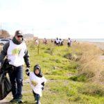 Se realizó la tercera Eco Maratón en las playas de Río Grande