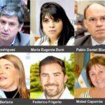 Tierra del Fuego ya eligió a sus Senadores y Diputados Rodríguez, Duré, Blanco, Bertone, Frigrerio y Caparrós serán los representantes nacionales en el Congreso