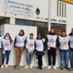 Jóvenes del Rotary Club Río Grande realizaron campaña de prevención del cáncer de mama