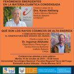Profesionales del Balseiro brindarán una charla en la UTN Ushuaia