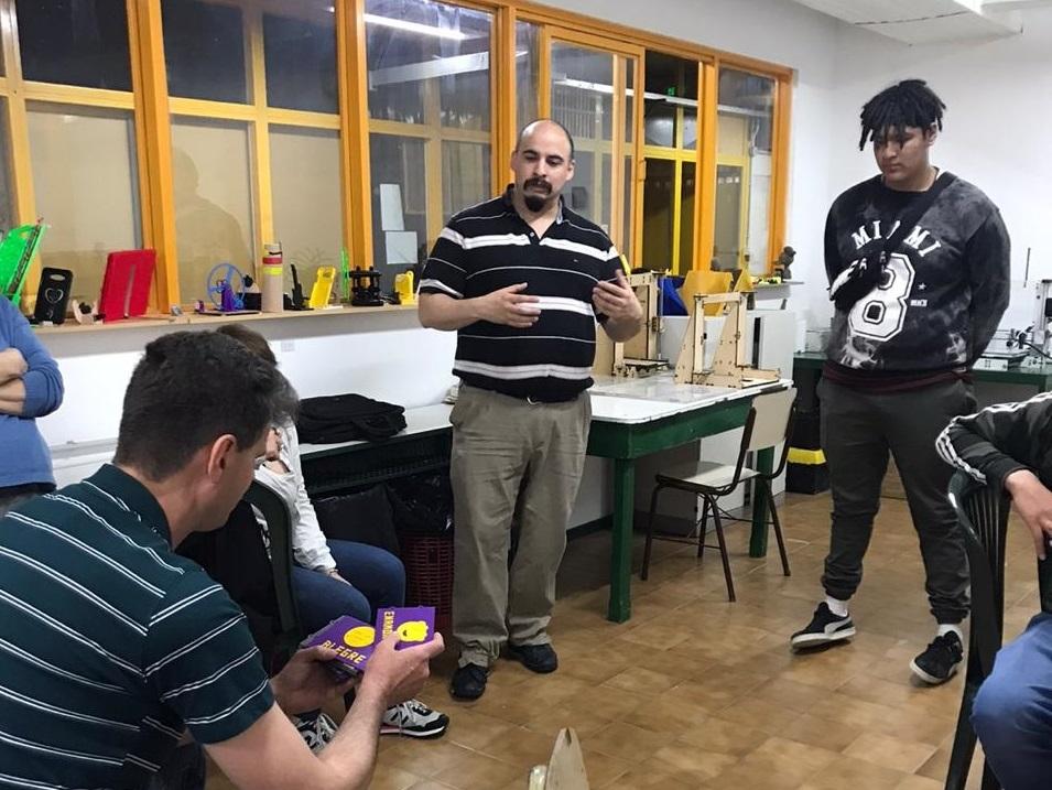Culminó el programa NEXOS en la Facultad Regional Tierra del Fuego